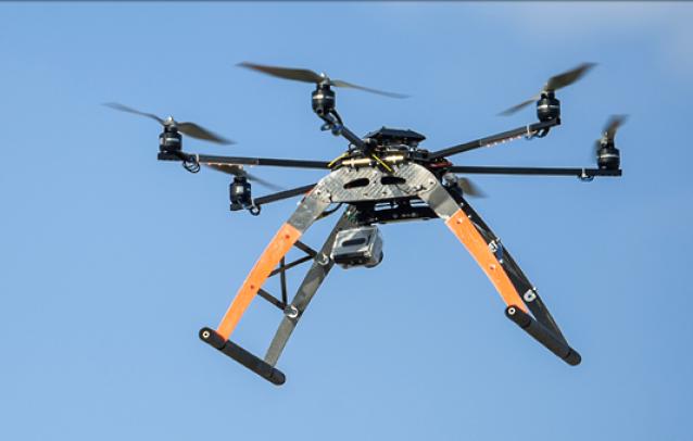 Regulación del uso de Drones en España