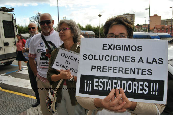Participaciones preferentes Abogado Palencia