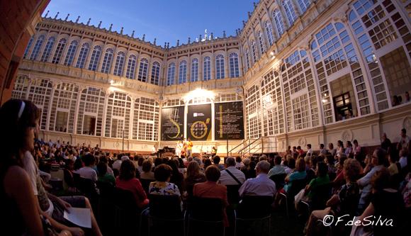 Conciertos -Puestas de Solidaridad- Diputación de Palencia